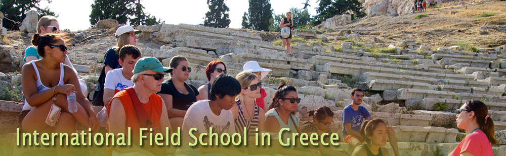 International Field School in Greece