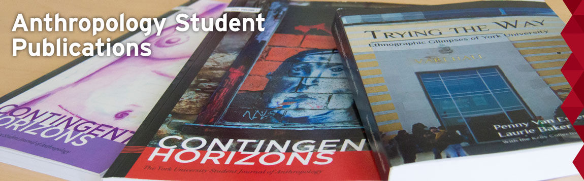Student Publication Covers